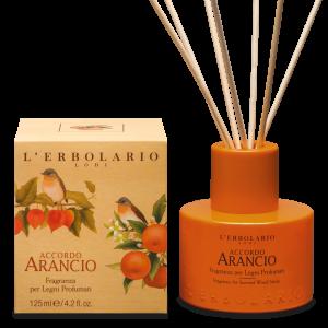 Accordo Arancio - Fragranza Legni