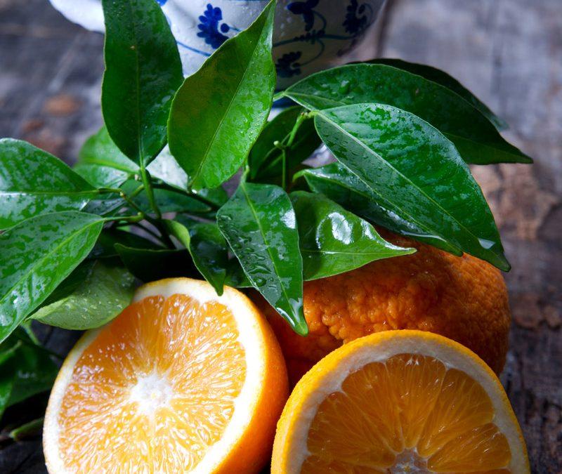 La Vitamina C ed il cambio di stagione!