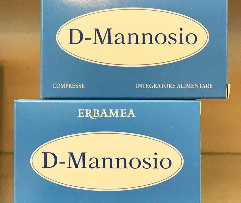 Cistite e D-Mannosio