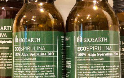 Spirulina: green food!!!