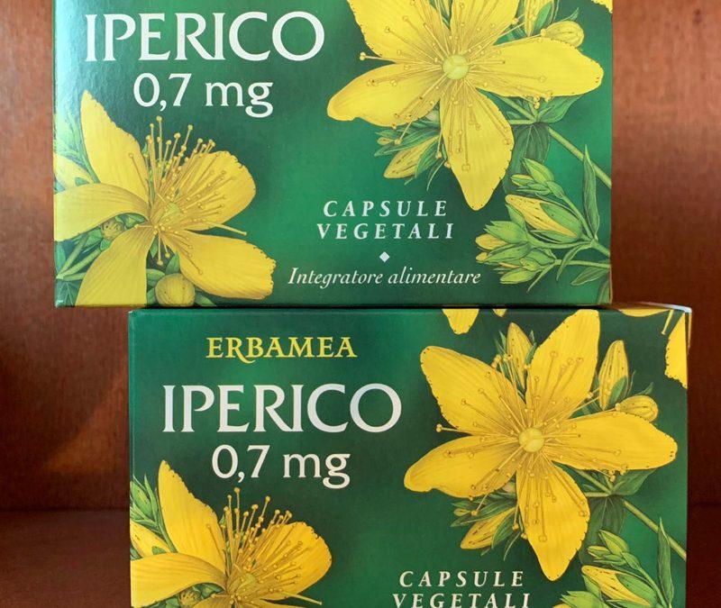 Iperico: l'erba che migliora l'umore!